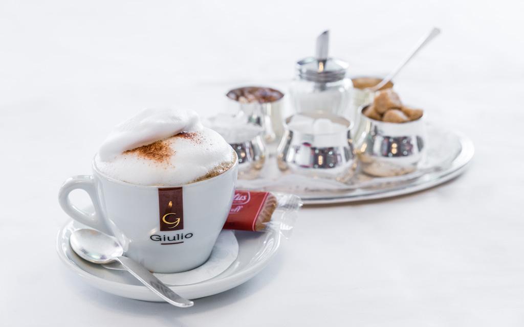 Hotel Goldener Sternen Konstanz - Kaffee Spezialitäten